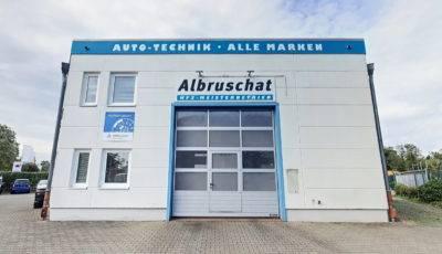 KFZ – Meisterwerkstatt Albruschat in Düsseldorf 3D Model