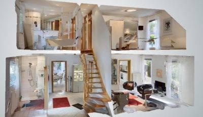 Ferienhaus Silbersee in Willmsfeld 3D Model