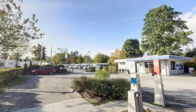 """Wohnmobilstellplatz """"Am Schiffertor"""" in Stade 3D Model"""