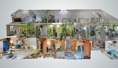 Physio-Fit Zentrum für Therapie und Freizeit Hage 3D Model