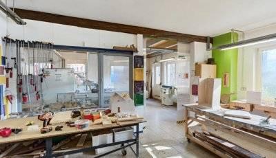 Haus Fresena in Weener Werkstatt 3D Model