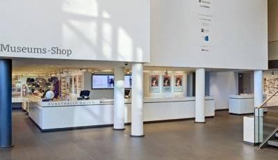 Kunsthalle Emden Foyer 3D Model