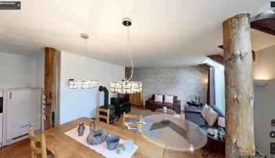 Ferienwohnung Gulfhof-Ferien in Südarle Google Street View 3D Model