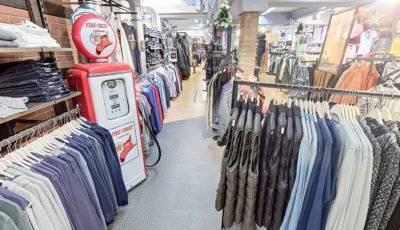 Jeans Store in Norden 3D Model