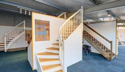 Treppendesign in Westerholt 3D Model