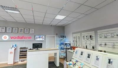 VODAFONE Shop Tele-Centrum Norden 3D Model