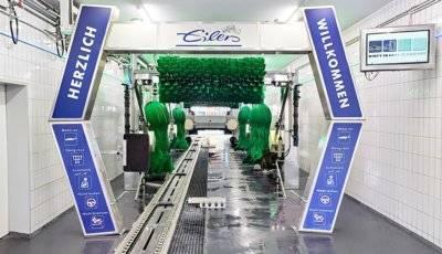 Eilers Autowaschpark in Norden 3D Model