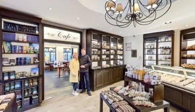 Café ten Cate/Schokoladenmanufaktur in Norden 3D Model