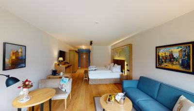 Inselhotel VierJahresZeiten Villa Düne Suite 615 auf Borkum 3D Model