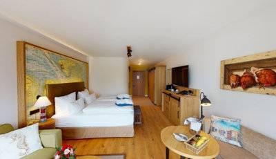 Inselhotel VierJahresZeiten Villa Düne Suite 622 auf Borkum 3D Model