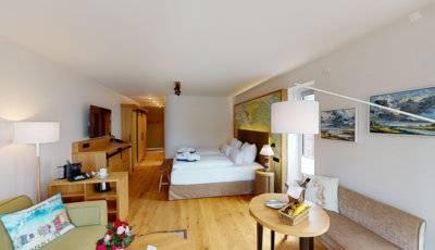 Inselhotel VierJahresZeiten Villa Düne Suite 623 auf Borkum 3D Model