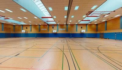 IGS Ihlow Mehrzweck- und Sporthalle 3D Model