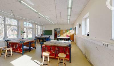 IGS Ihlow Gebäude E – Werken/ Technik 3D Model