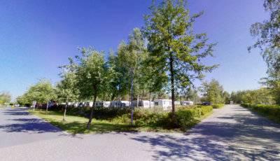 Camping- und Bungalowpark Ottermeer Außenbereich 3D Model