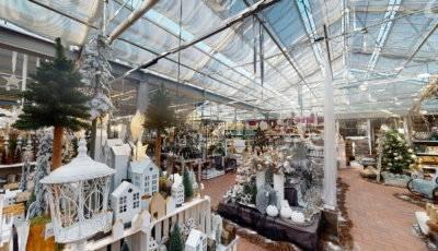 Weihnachtsmarkt BBM Baumarkt Friesoythe 3D Model
